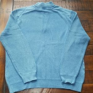 Tommy Bahama Sweaters - Tommy Bahama Jeans pullover half zip sweater